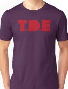 TDE - Red Unisex T-Shirt