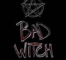 Bad Witch by sazzed