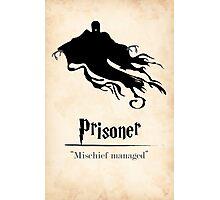 Harry Potter and the Prisoner of Azkaban Print Photographic Print