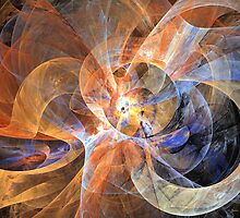 Cha cha cha by Fractal artist Sipo Liimatainen