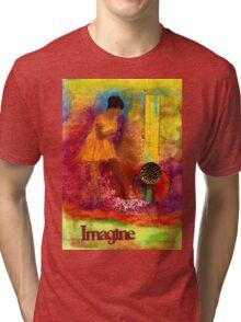 Imagine Winning T-Shirt Tri-blend T-Shirt