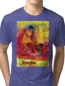 Imagine Winning T-Shirt Tri-blend T-Shirt