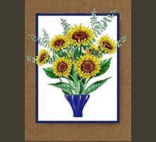 Sunflowers Bouquet Unisex T-Shirt