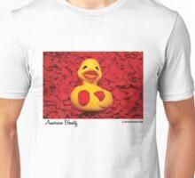 American Beauty Duck Unisex T-Shirt