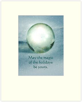 Holiday Magic by Tibby Steedly