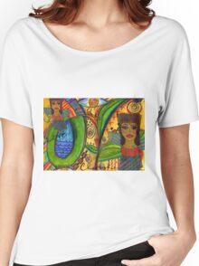 Love Angels T-Shirt Women's Relaxed Fit T-Shirt
