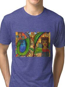 Love Angels T-Shirt Tri-blend T-Shirt