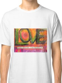 Love in All Its Dimensions T-Shirt Classic T-Shirt