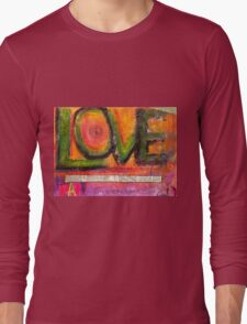 Love in All Its Dimensions T-Shirt Long Sleeve T-Shirt