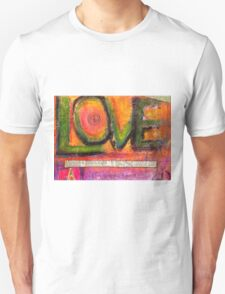 Love in All Its Dimensions T-Shirt Unisex T-Shirt