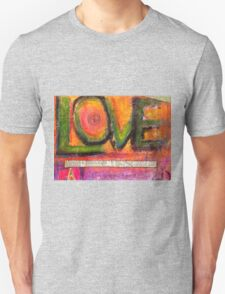 Love in All Its Dimensions T-Shirt T-Shirt