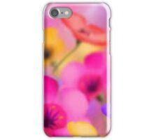 cozy-flowers iPhone Case/Skin