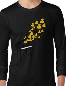 Duck Music Long Sleeve T-Shirt