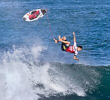 Jordy Smith at 2010 Billabong Pipe Masters In Memory Of Andy Irons by Alex Preiss