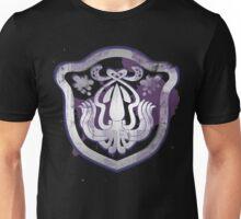 Splatoon Inspired: Squid spray paint logo Unisex T-Shirt