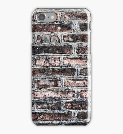 brick-wall iPhone Case/Skin
