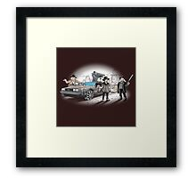 Bad moment - Part III Framed Print