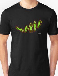 Volleyball: Digger, Bumper, Setter. Blocker. Spiker. T-Shirt