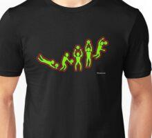 Volleyball: Digger, Bumper, Setter. Blocker. Spiker. Unisex T-Shirt