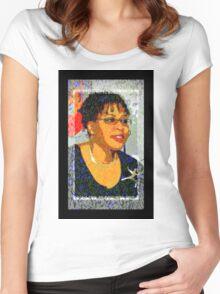 I Am The Artist T-Shirt Women's Fitted Scoop T-Shirt