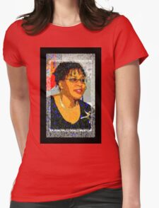 I Am The Artist T-Shirt Womens Fitted T-Shirt