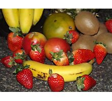 FRUITFUL DAY Photographic Print
