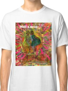Please Promise Not To Tell T-Shirt Classic T-Shirt