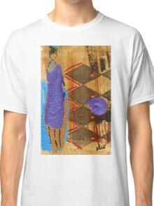 Purple Dress T-Shirt Classic T-Shirt