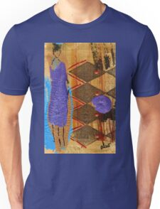 Purple Dress T-Shirt Unisex T-Shirt