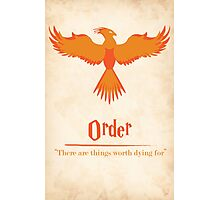 Harry Potter and the Order of the Phoenix Print Photographic Print