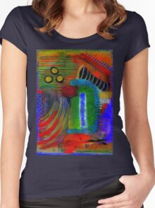 Sound The Trumpet T-Shirt Women's Fitted Scoop T-Shirt