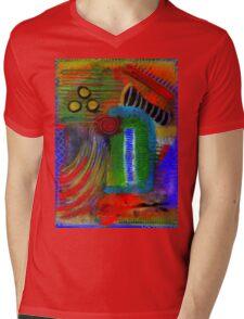 Sound The Trumpet T-Shirt Mens V-Neck T-Shirt