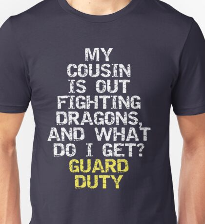 Guard Duty T-Shirt