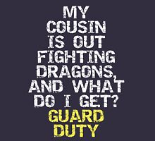 Guard Duty Unisex T-Shirt