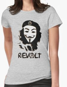 REVOLT Womens Fitted T-Shirt