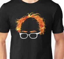 Flaming Bernie Shirt - #Feelthebern Unisex T-Shirt
