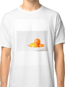 Oranges in a Bowl T-Shirt Classic T-Shirt