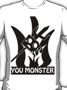 You Monster Marshmallow T-Shirt