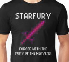 Starfury (Terraria White Font) Unisex T-Shirt