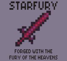 Starfury (Terraria) Kids Tee