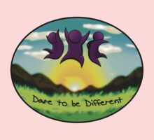 Dare to be Different Fun edition Kids Clothes