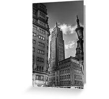Torre Magica - Madrid Greeting Card