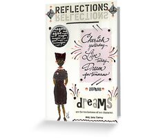 Dream for Tomorrow Greeting Card