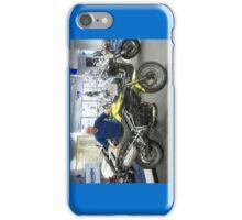 Custom iPhone Case - Steve - draft 01 iPhone Case/Skin