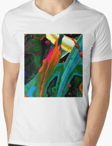 Under The Sea T-Shirt Mens V-Neck T-Shirt