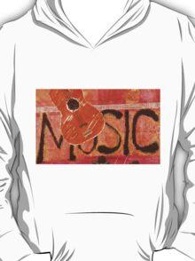 We Just Love Music T-Shirt T-Shirt