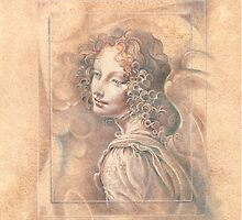 Da Vinci`s Angel by Forestedge