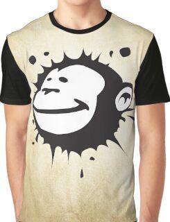 Monkeysplat Graphic T-Shirt