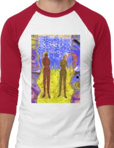 The Promise Keepers T-Shirt Men's Baseball ¾ T-Shirt