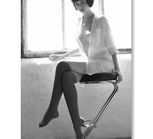 Mimi on chair by markphotos1964